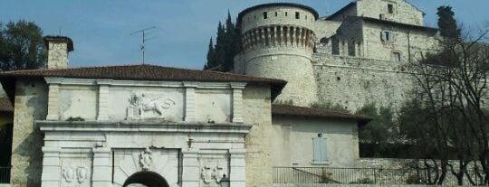 Castello di Brescia is one of Brescia.
