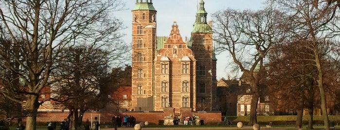 Kongens Have is one of Copenhagen #4sqCities.