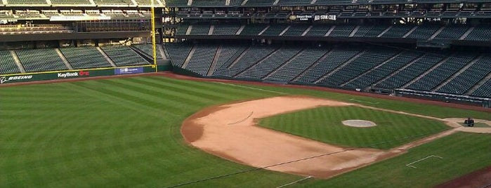 Safeco Field is one of Great Sport Locations Across United States.
