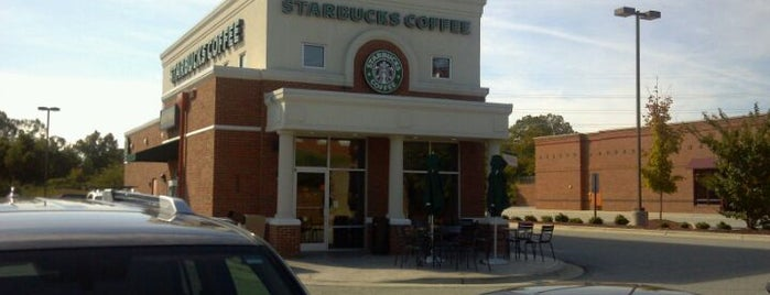 Starbucks is one of The 15 Best Places for Pies in Greensboro.