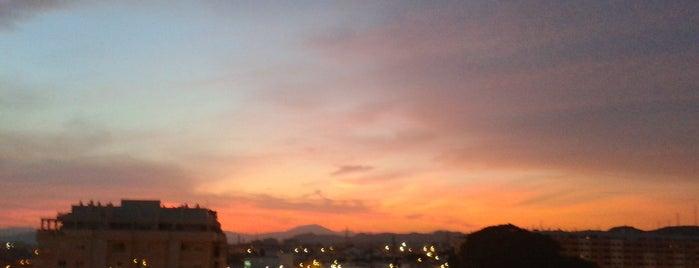 Teatinos is one of 101 cosas que ver en Málaga antes de morir.