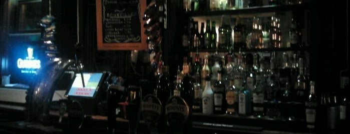 James Joyce Pub is one of Bars du Jeudi.