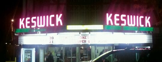 Keswick Theatre is one of Alyssa's Philly Life.