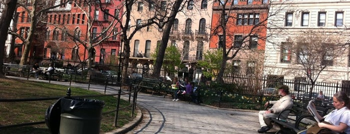 Stuyvesant Square Park is one of NYC Manhattan 14th-23rd Sts.