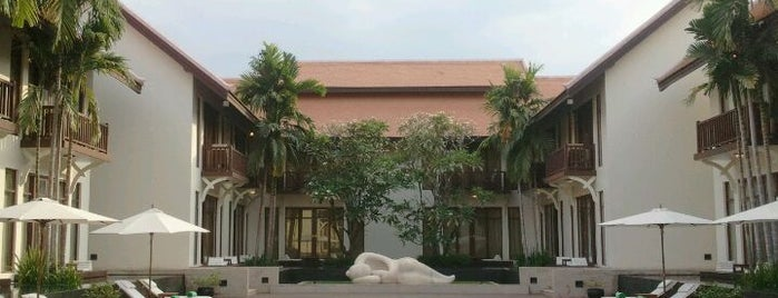The Sothea Hotel Siem Reap is one of Getaway | Hotel.