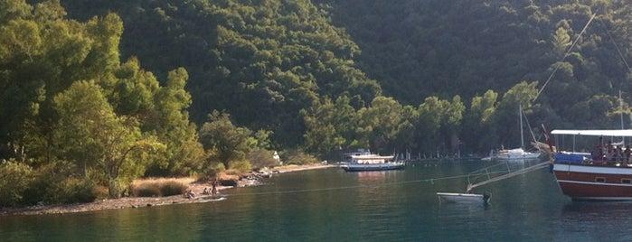 Cennet Adası is one of sevdiğim mekanlar.