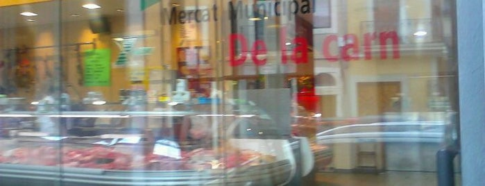 Mercat de la Carn is one of Lugares donde encontrarme.