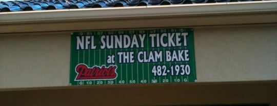 The Clam Bake is one of Florida.