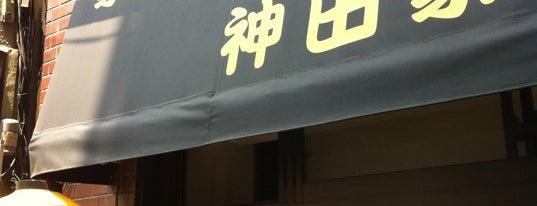 横浜家系ラーメン 神田家 is one of ラーメン(東京都内周辺).