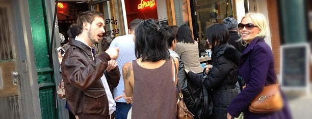 Abraço is one of GW/NY Cafe Spots.