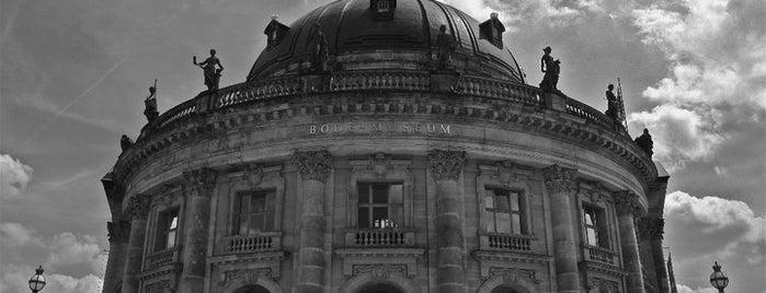 Müzeler Adası is one of Berlin / Germany.