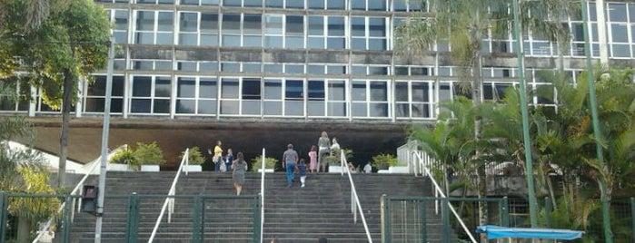 Teatro Municipal Brás Cubas is one of Santos Cultural.