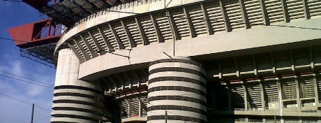 """Stadio San Siro """"Giuseppe Meazza"""" is one of Sports Arena's."""