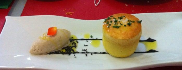 Souvi is one of Restaurantes Malaga.