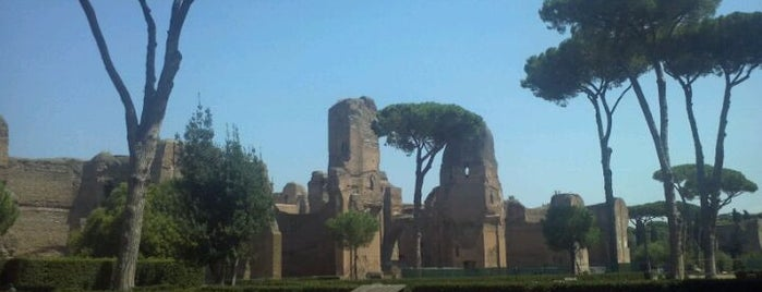 Terme di Caracalla is one of Da non perdere a Roma.