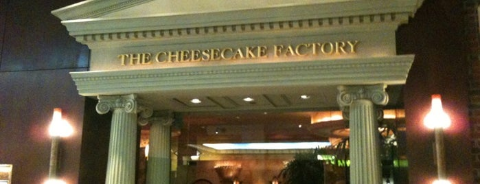 The Cheesecake Factory is one of MASSACHUSETTS STATE - UNITED STATES OF AMERICA.