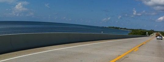 Lower Matecumbe Key is one of The Florida Keys.