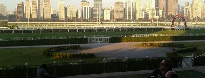 Jockey Club de São Paulo is one of Dicas Caraigá.