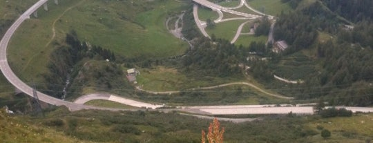 Gotthardpass is one of What to do in Switzerland.