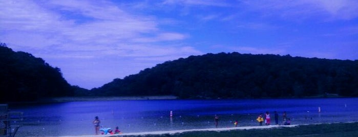 Greenbrier Lake Beach is one of The Great Outdoors.