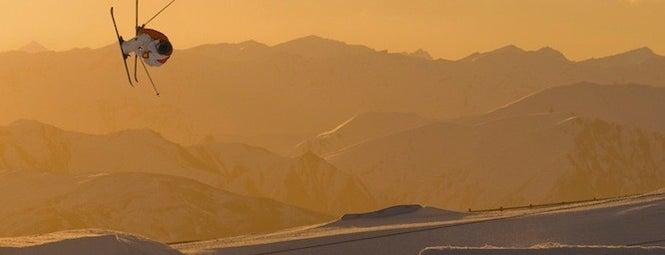 Snow Park NZ is one of Pow Pow Spots.