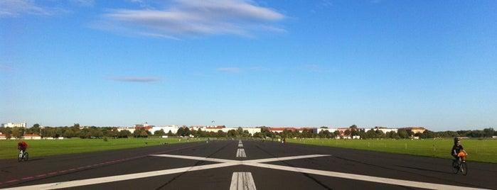 Flughafen Tempelhof is one of Berlin.