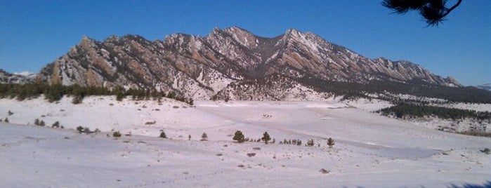 Flatirons Vista Trailhead is one of Boulder Area Trailheads #visitUS.