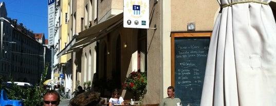 Bavarese is one of Bars + Restaurants.
