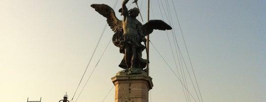 Castle of the Holy Angel is one of 101 cose da fare a Roma almeno 1 volta nella vita.