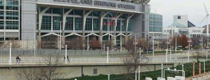 FirstEnergy Stadium, Home of the Cleveland Browns is one of NFL STADIUMS IVE BEEN TO.