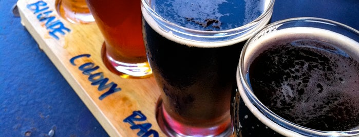 Lost Colony Brewery and Cafe is one of Explore NC.