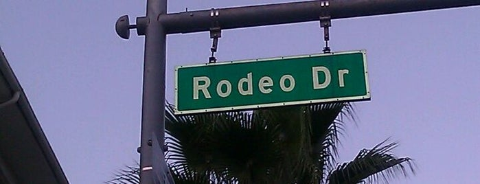 Rodeo Drive is one of CitySights LA Hollywood Loop.