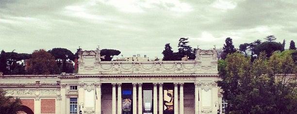 Galleria Nazionale d'Arte Moderna is one of Rome.