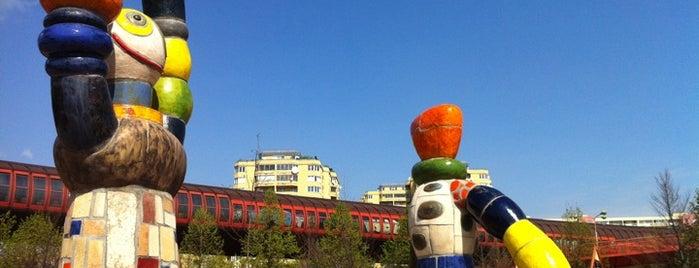 Dětské Hřiště is one of Dětská hřiště v Praze / Playgrounds in Prague.