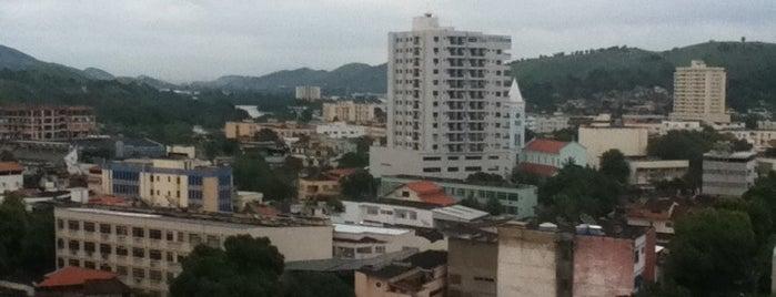 Três Rios is one of Estive em:.