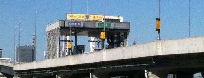 さいたま見沼出入口 is one of 高速道路.