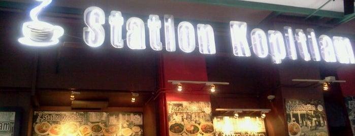 Station Kopitiam Semua House is one of Cafe & Kopitiam.