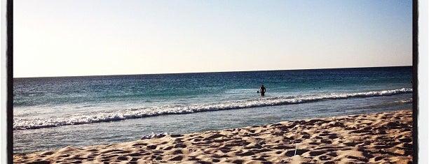 Brighton Beach is one of Gretta Kruesi's Top Spots to Surf the Skies.