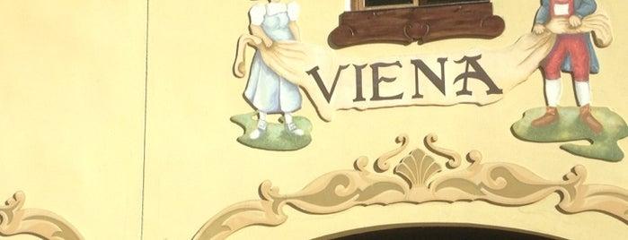 Viena is one of Andorra.