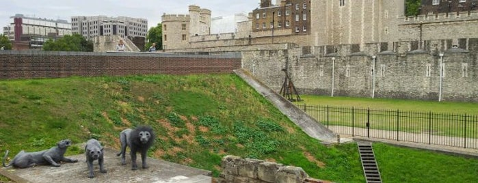 Tower of London is one of London Museums and Galleries.