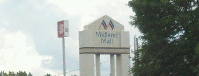 Midland Mall is one of Stores.
