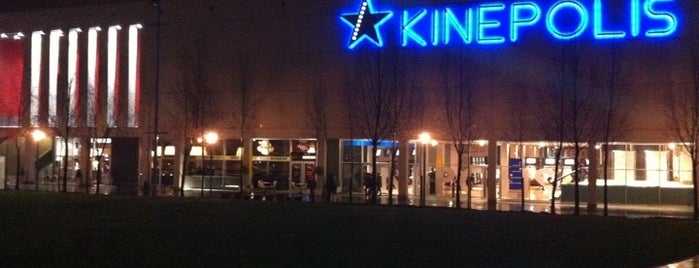 Kinepolis Nancy is one of Orange Cinéday.