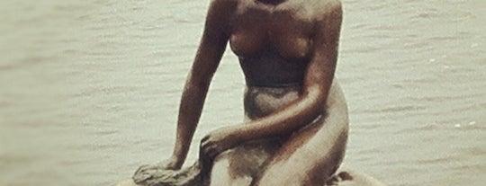 The Little Mermaid is one of I Love Copenhagen! #4sqcities.