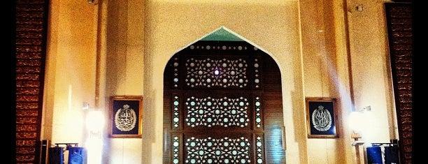 Masjid Saidina Abu Bakar As-Siddiq (مسجد سيدنا ابو بكر الصديق) is one of masjid.