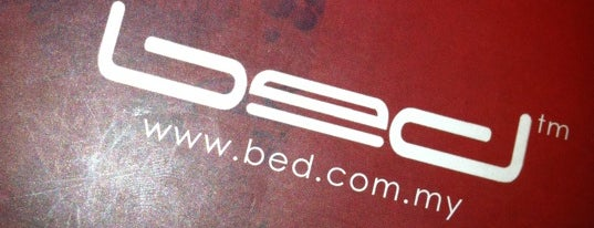 BED (Coffee & Lounge) is one of Top 10 dinner spots in Pulau Pinang, Malaysia.