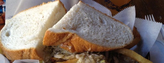 Lucky's Sandwich Co. is one of Chicago Restaurant To-Do List.