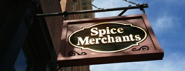 The Spice House is one of The 15 Best Gourmet Shops in Chicago.