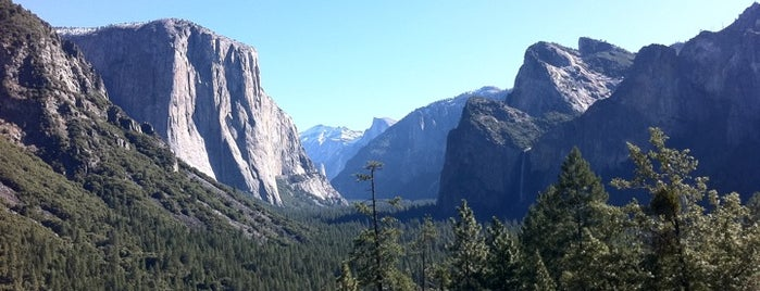 Yosemite National Park is one of Bucket List.