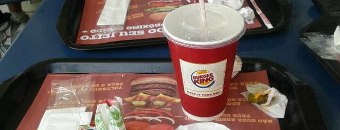 Burger King is one of Must-visit Burger Joints in São Paulo.