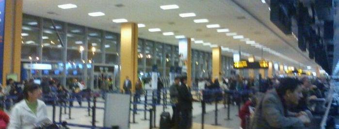 Aeropuerto Internacional Jorge Chávez (LIM) is one of World Airports.